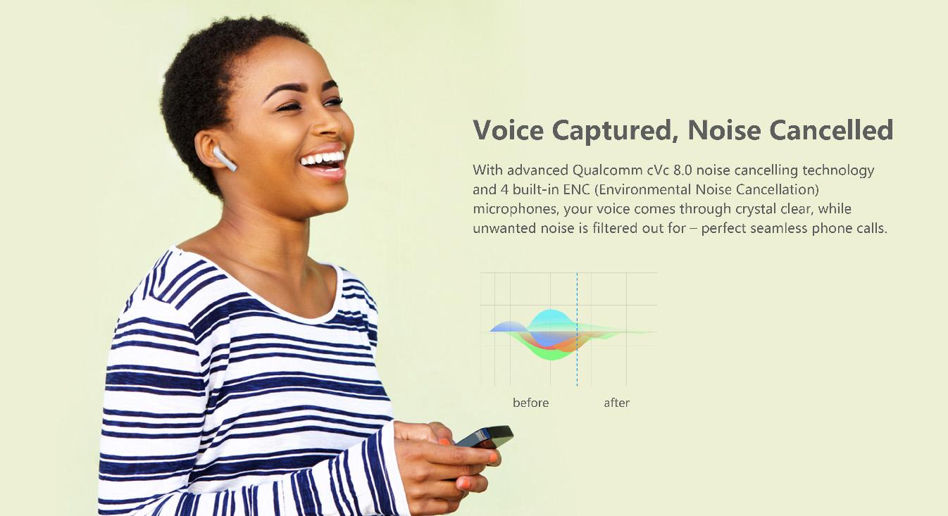 هدفون بیسیم امتینگ وانمور 1more omthing airfree pods headphone